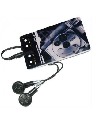 USB Flash Credit Card Mp3 Player