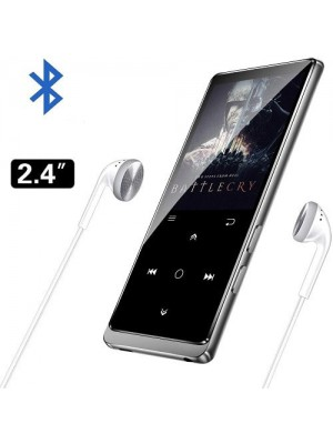 Bjewela 2.4 inch Bluetooth Mp4 Player With FM Radio, Voice Recorder - 8GB