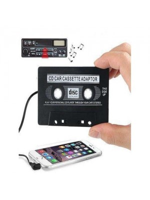 Car Cassette Tape Converter Stereo Adapter For Ipod Iphone Mp3/4 Aux Cable Cd Player