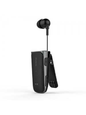 Retractable Wireless Bluetooth Earphone With Clip