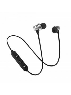 Xtacy Sports Wireless Bluetooth 4.2 Headset With Magnetic Earbuds
