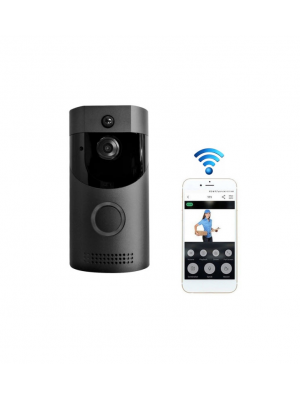 Wifi Low Power Smart Video Doorbell Without Dingdong Bell, Support Infrared Night Vision