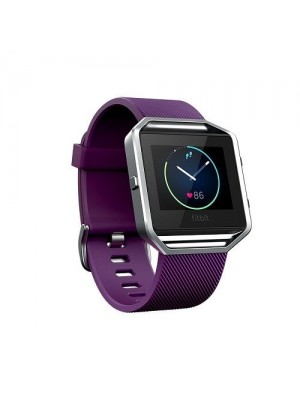 Replacement Silicone Band For Fitbit Blaze Smart Fitness Watch