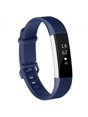 CE Replacement Band For Fitbit Alta HR Blue - Large