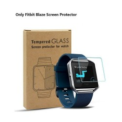 Screen Protector For Fitbit Blaze Smart Watch - 2.5D