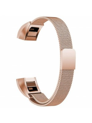 CE Replacement Milanese Stainless Steel Band For Fitbit Alta - One Size Fits All