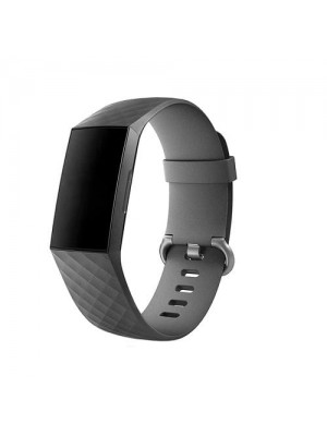 CE Flexible Silicone Strap Replacement Band For Fitbit Charge 3