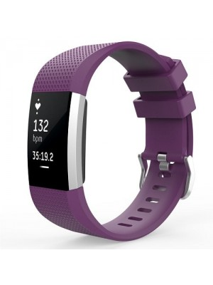 Replacement Soft Silicone Band For Fitbit Charge 2 HeartRate