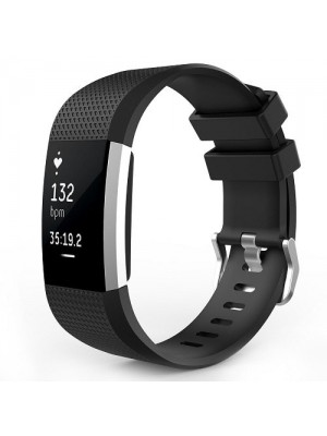 Replacement Soft Silicone Band For Fitbit Charge 2 Heart Rate