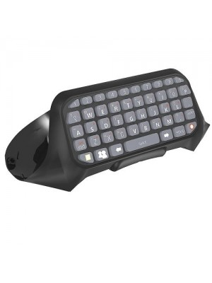 Wireless Text Messenger Gaming Controller Keyboard Chatpad For Xbox 360