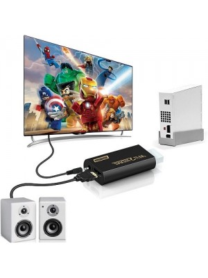 FD Wii To HDMI Converter