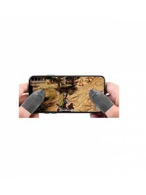 Mobile Game Controller With Anti-Sweat Finger Set