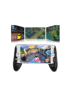 JLABS 3 In1 Joystick Handle Game Controller Portable Five-angle Gamepad For All Smarphones