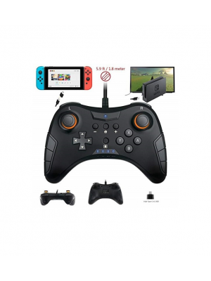 CE Switch Pro Controller USB Wired Gaming Gamepad Joystick For Nintendo Switch