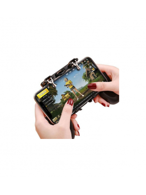 Mobile Game Controller Sensitive Shoot & Aim Button Physical L1R1 Trigger