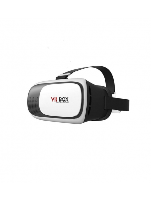 VR Virtual Reality Headset 3D Video Movie Game Glasses For iOS & Android Smartphones