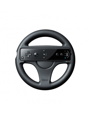 CE Nintendo Wii Steering Wheel + Nintendo Wii Remote Plus