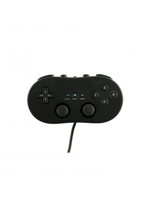 Classic Gamepad Controller for Nintendo Wii