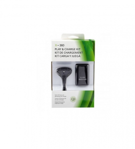 Rechargeable Battery Pack for xBox 360 Console