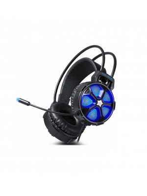 Over Ear Stereo Gaming Headphone With Mic And Volume Control