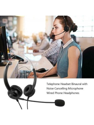USB PC Noise Cancelling Headset