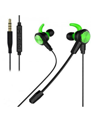 Wired Gaming Earphone With Detachable HD Mic