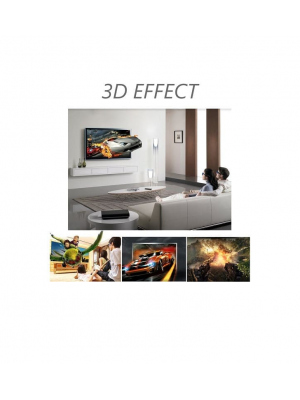 CE Rechargeable Active Shutter Glasses For DLP 3D Ready Projectors