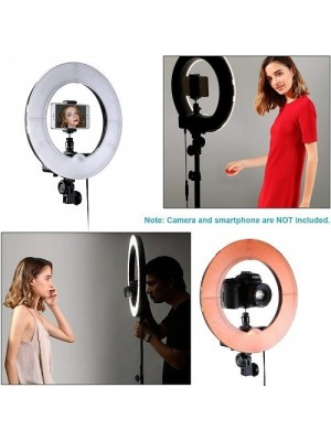 SMD 5W 3200-5500K Dimmable Ring Light