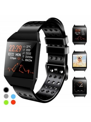 CE Waterproof Bluetooth Smart Watch With Heart Rate Monitor