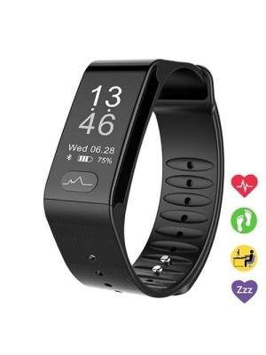TDC Games ECG + PPG Blood Pressure Heart Rate Health Tracker Smart Band
