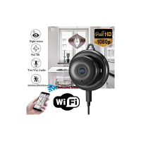 Spy Mini WiFi IP Camera For Home Office Security CCTV